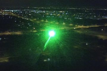 new way to safeguard drones, surveillance cameras and other equipment against laser attacks,