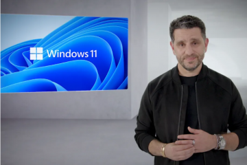 Microsoft's Panos Panay on building Windows 11 during a pandemic, Android, and the leak