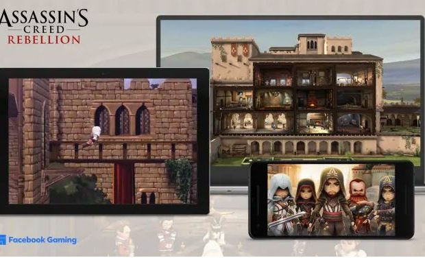 Facebook adds Ubisoft games to its cloud gaming service as part of huge US expansion